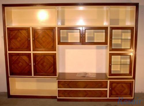 Фото как обновить полированную мебель