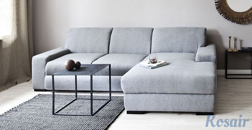 Фото - Обивка дивана тканью