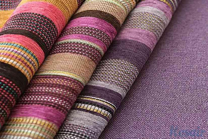 Фото - Виды тканей используемых для обивки дивана