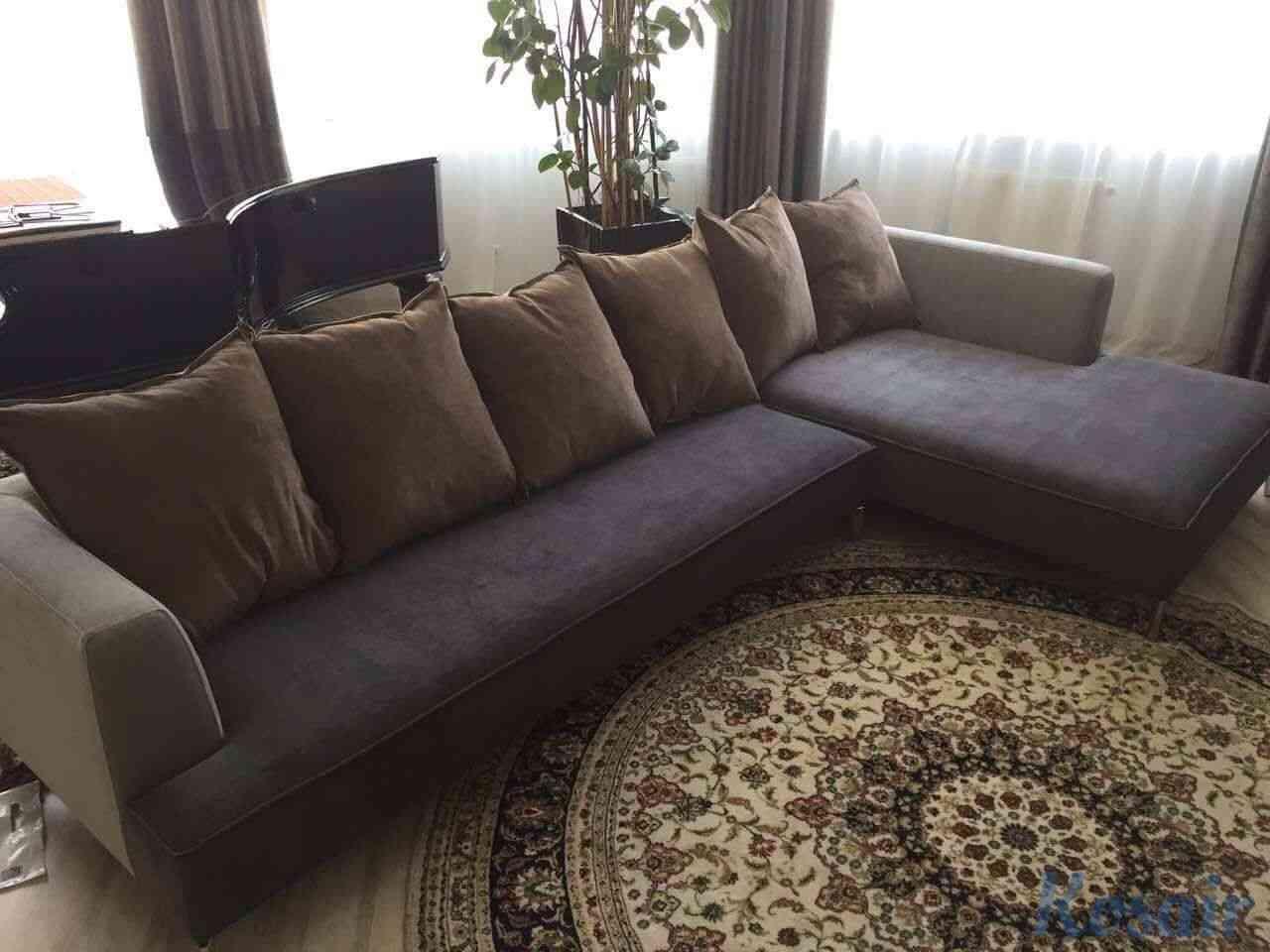 Ремонт диванов от компании «Kosair