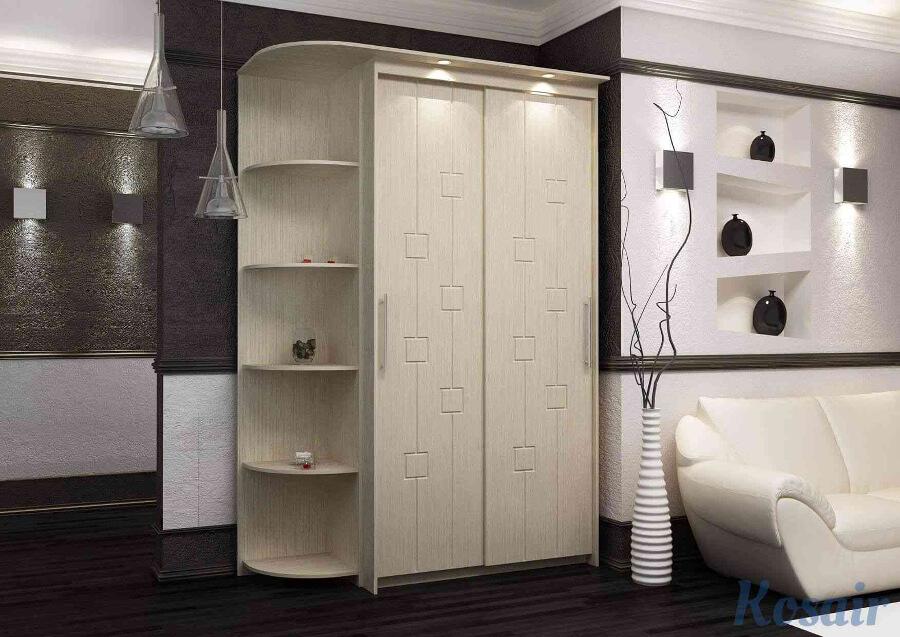 Фото - реставрация шкафов - Kosair