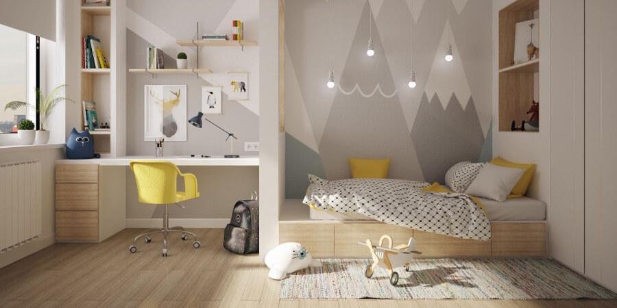 Фото - ремонт детской мебели - Kosair