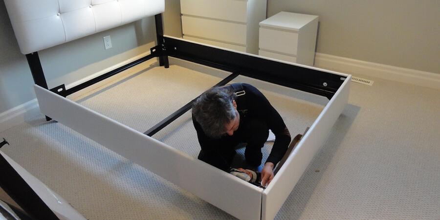 Обивка и ремонт кроватей - Kosair