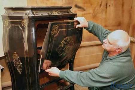 Несколько рекомендаций по реставрации мебели