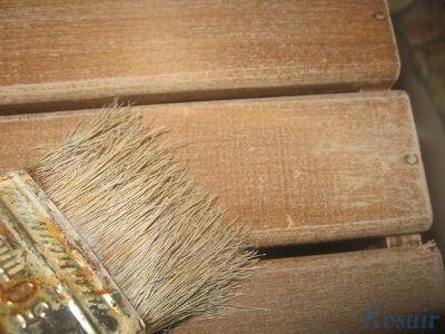 Какую краску использовать при реставрации мебели?